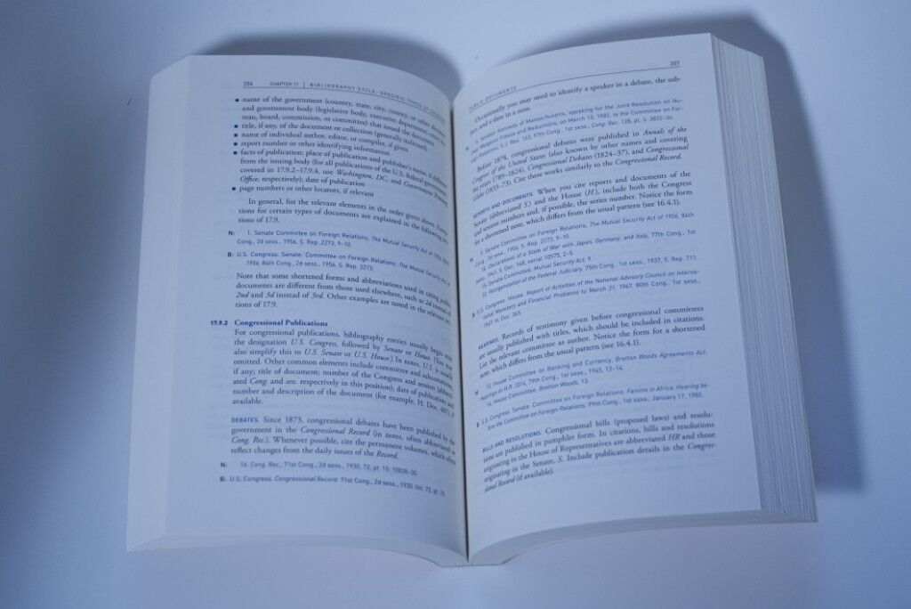 A manual for writers of research papers, theses, and dissertations.