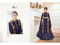 Indian Bollywood salwar suit new style