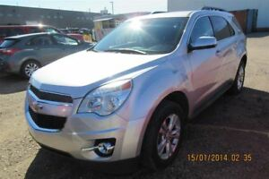 2013 Chevrolet Equinox LT REAR CAMERA! PWR DRIVERS SEAT! BLUETOO