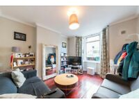 CHARMING one bedroom flat with private garden in a period conversion