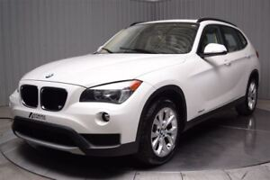 2014 BMW X1 XDRIVE CUIR TOIT PANO MAGS