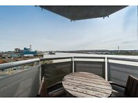 2 BED - VACANT - DIRECT RIVER VIEWS - Wards Wharf Approach E16 - DOCKLANDS CANNING TOWN PONTOON DOCK