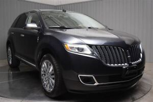 2013 Lincoln MKX LIMITED AWD CUIR TOIT PANO NAV