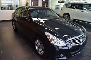 2012 Infiniti G37X Sedan AWD Luxury 2 Sets OF Tires 1 Owner