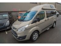 Ford Terrier 2 SE by Wellhouse hitop with new full size high top camper roof 130PS (optional 170ps)