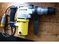 Dewalt Heavy Duty Breaker 110v Chisel SDS Hammer Drill