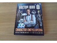 BBC Doctor Who Charcter Encyclopedia