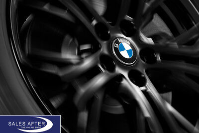Genuine Floating Wheel Centre Caps BMW 36122455269