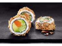 Kitchen staff and Sushi Chef needed