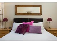 Festival Let- Royal Mile Central 2 bedroom Apartment near Fringe venue available in August - Sleep 5