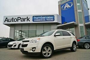 2014 Chevrolet Equinox 2LT NAVI|CHROME PKG|AWD|BACKUP CAM|