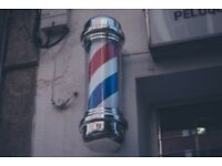 Professional Barber wanted for new opening shop in Leigh on sea Essex