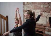 Pilates classes Glasgow West End Beginner & Improver Level