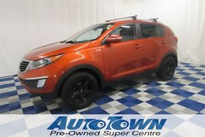 2013 Kia Sportage LX AWD/BACKUP SENSOR/HTD SEATS/ALLOYS