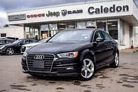 2015 Audi A3 1.8T Sunroof Bluetooth Leather Heated Front seat P