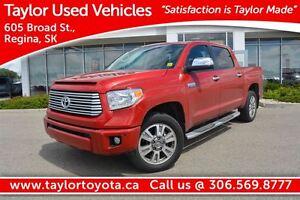 2014 Toyota Tundra Platinum 5.7L V8