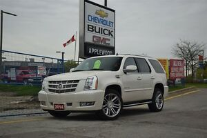 2014 Cadillac Escalade ONE OWNER, NAVIGATION 7 PASSENGER EXTRA C