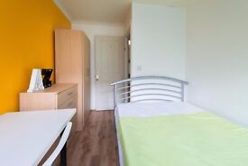 VERY ATTRACTIVE SINGLE ROOM AVAILABLE NOW!