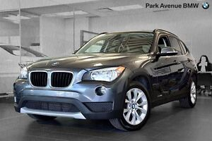 2013 BMW X1 xDrive28i SIEGES SPORT + RADARS STATIONNEMENT