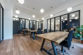 Premium Serviced Office Space in Finsbury circus EC2M - £435/month per desk