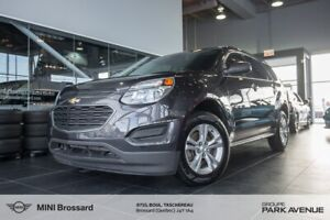 2016 Chevrolet Equinox 8 TIRES + BLUETOOTH + GARANTIE