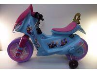 Frozen Girls Electric Scooter/Bike 1903104