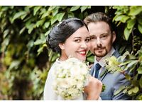 PROFESSIONAL AND RELAXED WEDDING PHOTOGRAPHY - 40% DISCOUNTED PRICE
