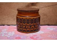 Hornsea Heirloom Sugar Barrel retro vintage