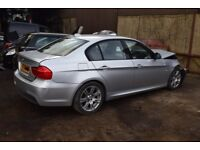 2010 BMW 3 SERIES E90 LCI 318D M SPORT MANUAL BREAKING