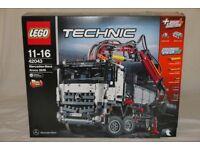 Lego 42043 Technic MERCEDES-BENZ AROCS 3245 - New - Minor Box Wear