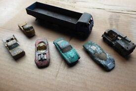 Old Toy Cars