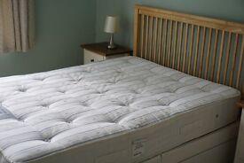 Double mattress - excellent condition