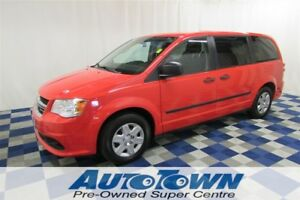 2011 Dodge Grand Caravan SE/ACCIDENT FREE/ONE OWNER/AC/ALLOYS