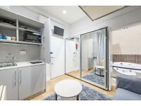 get yourself a new flat~it's time to move~studio in Notting hill 299 pw all inclusive~