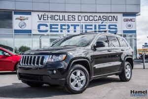 2013 Jeep Grand Cherokee LAREDO 4X4 V6 ATTACHE REMORQUE D'ORIGIN