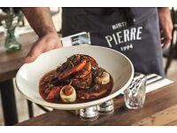 Chefs de Partie - Bistrot Pierre New Restaurant Opening