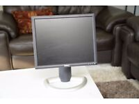 "Dell 1703 17"" computer monitor, good condition, perfect working order"