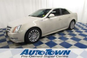 2010 Cadillac CTS 4 AWD/SUNROOF/HTD SEATS/LEATHER