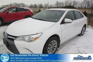 2017 Toyota Camry LE REAR CAMERA! BLUETOOTH! CRUISE CONTROL! POW