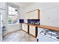 CROWNDALE ROAD, NW1: 3/4 DOUBLE BEDROOM FLAT, EAT IN KITCHEN, OVER 2 FLOORS, CLOSE TO UNDERGROUND