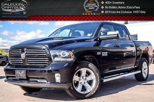 2016 Ram 1500 Sport|4x4|Navi|Sunroof|Trailer Tow Group|R-Start|B