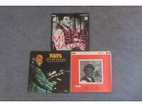 15 Jazz & Blues Vinyls