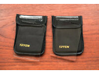 FOR SALE: 2x Tiffen Digital Diffusion FX filters (1/4 & 1/2) 4x5.65""