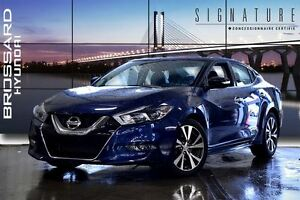 2016 Nissan Maxima SV A/C PUSH START CAMERA DE RECUL