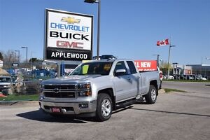 2015 Chevrolet Silverado 1500 ONLY 11000 KM, Z71, 5.3 V8, GREAT