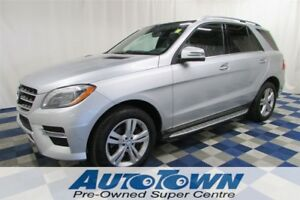 2013 Mercedes-Benz M-Class ML 350 BlueTEC 4MATIC AWD/LOADED!!!