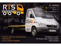 Vehicle Recovery/Ryan's Transport Services
