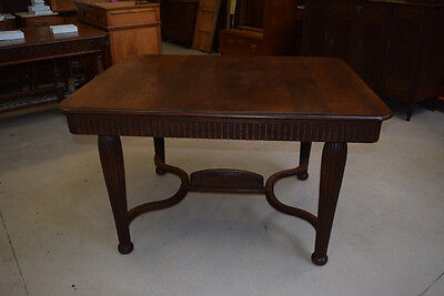 Traumhaft schöner Art Deco Auszieh Tisch,    Lieferung möglich!
