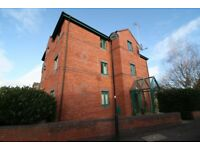Spacious two bedroom apartment located close to the Exeter Quay.