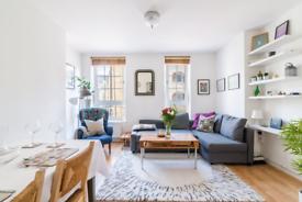 1 bedroom flat in Frobisher House, Watts Street, London E1W